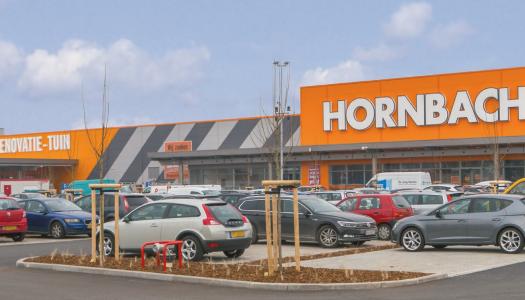 HORNBACH, de projectbouwmarkt