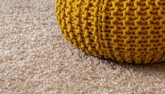 Zelf leggen van tapijt vloerbedekking