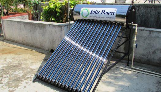 Warmtepomp, zonneboiler en elektrische kachel