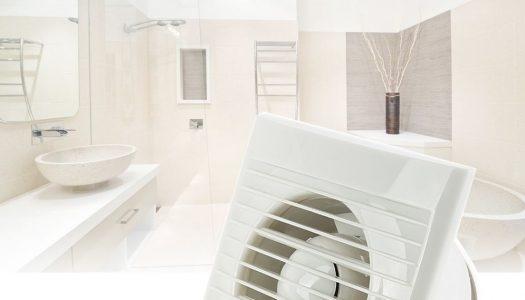 Waarom ventileren in de badkamer essentieel is