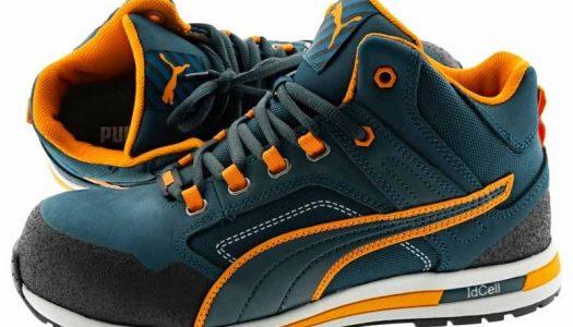 Veilig werken met de juiste schoen